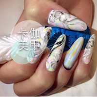 KAGA custom nail polish french brands wholesale