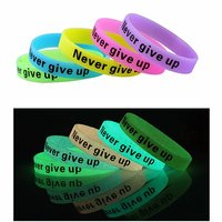 Customized silicone wristband professional silicone bracelet manufacturer in China