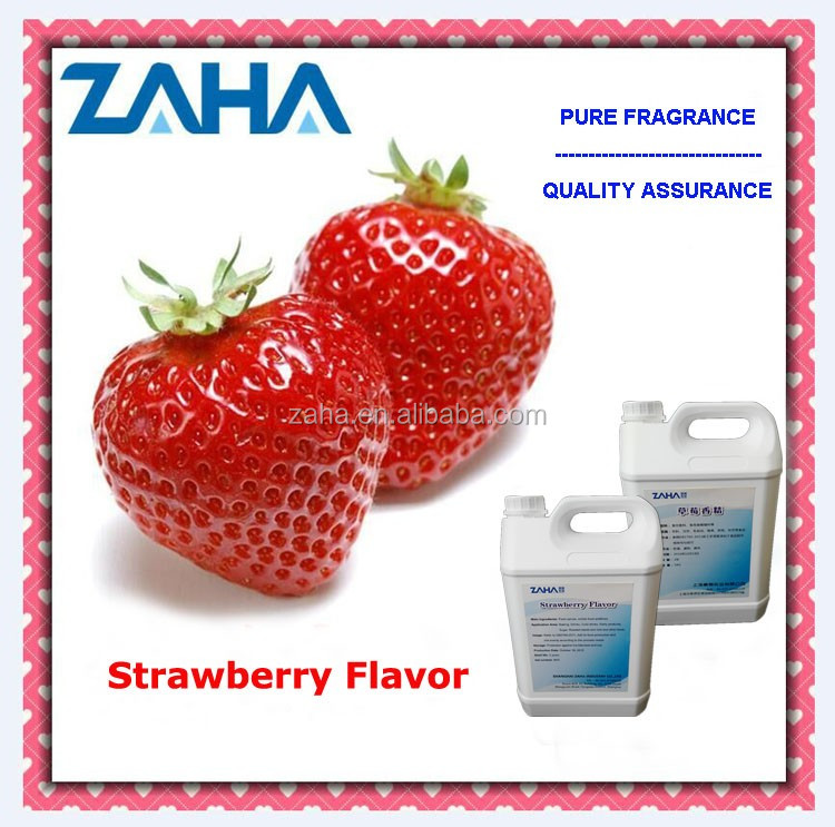 High quality Strawberry Flavour Concentrate for E liquid, Strawberry Flavor