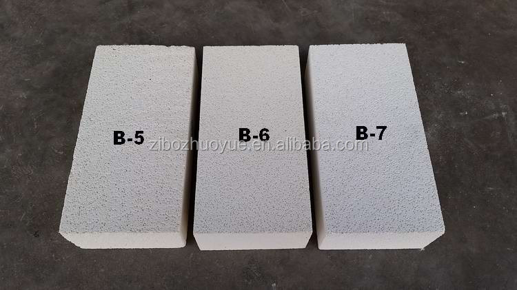 B-1,B-5,B-7 insulation brick,refractory heat insulation brick