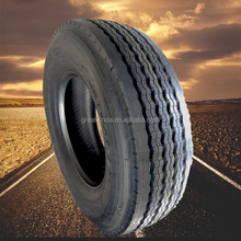 Tubeless truck tire 385/65R22.5 for trailers and the steering wheels