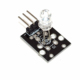 Electronic IR Sensor Switch Infrared led Digital IR Transmitter Module 38KHz 600-800nm