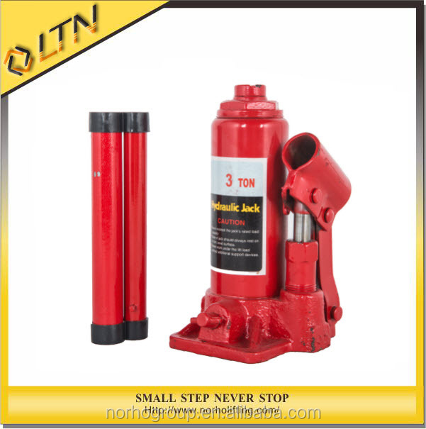 3 Ton Central Hydraulic Cylinder Bottle Jack