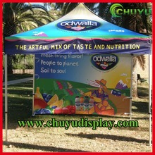 10x10 Outdoor Folding Pop Up Events Tent With Half Sidewall