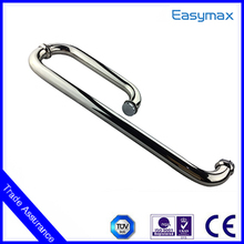 Good style sliding shower glass door handle pulls hardware With Good Service