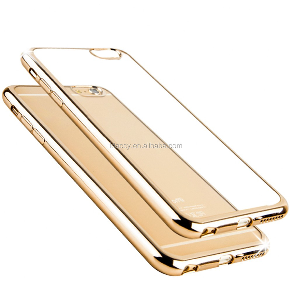 NEW Bling Glitter electroplating Phone Case for iphone 6/6s/6
