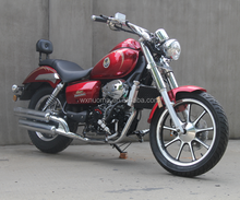 excellent performance Chinese powerful EEC150cc heavy motorcycles with ZONGSHEN engine