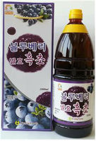 Drinkable Blueberry Fermented Vinegar