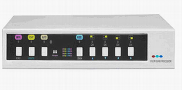 4 Channel Color Quad HK-402CH Quad Processor