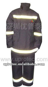 High Performance Nomex-Kevlar Fire Combat Suit