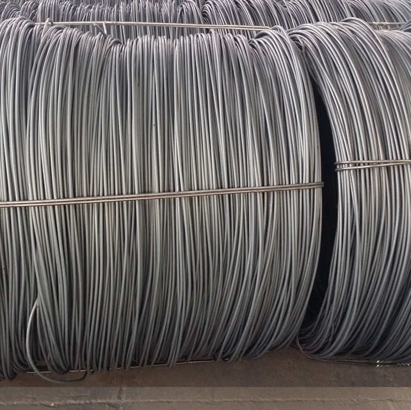 Steel Wire Rod 5.5mm 6.5mm in coils for binding wire