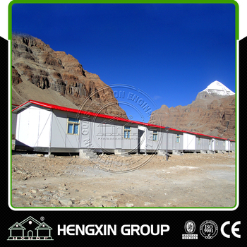Hengxin economical fast building prefab house for sale