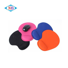 China supplier cheap blank gel silicone mouse pads wholesale