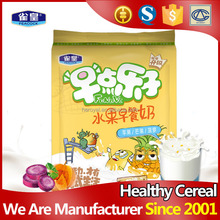 Natural raw material instant fruit breakfast soy milk powder solid drink
