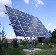 CHC long life use customized 1kw solar power system with battery for house use