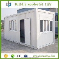 Easy assemble newly 20ft container houses