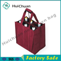 Eco Friendly wine bag reusable tote bag