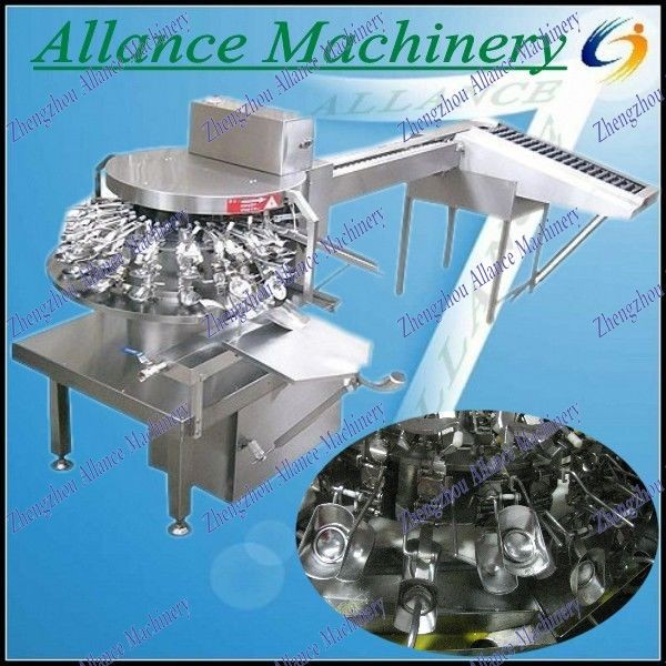 40 Durable Professional 10800pcs/h Egg Yolk And White Separator Machinery / Egg yolk white separate machine / Egg shell breaking