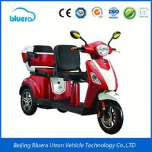Classical Adult Tricycle Bycicle Electric Scooter 3 Wheel Dc-Slt48 Details