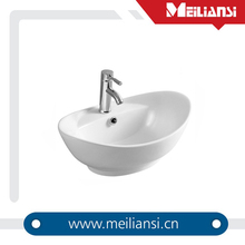 Bathroom ceramic round art basin