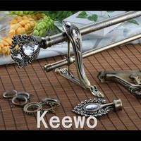 Keewo Curtains Designs Decorative Finishing Curtain