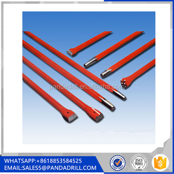 H22*108mm Integral Drill Steel High-Efficiency
