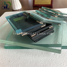 Price 6.38 13.52mm sgp low iron tempered laminated glass