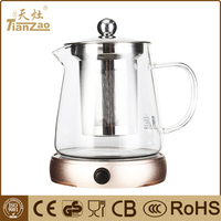 Home Appliance Multifunction Glass Electric Kettle