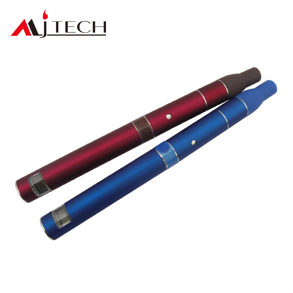 Dry herb vaporizer hatch dmt e cig with LCD display DMT starter kit ecigarette