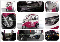 newest electric three wheel car Yufeng 2015