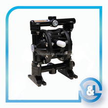 The best selling of cast iron pneumatic operated diaphragm pump with solvent transfer pump