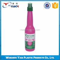 New bpa free plastic wine bottle for promotion