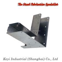 Customized Metal Corner Joist Hanger Brackets/Beam Hanger For Wood Building Construction