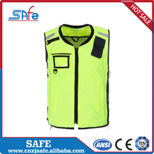 Breathable Reflective Tee shirt Safety