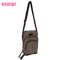Hiking school satchel shoulder bag, retro messenger bag for girls and boys