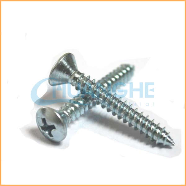 Cross recessed pan head tapping screws with washer buy