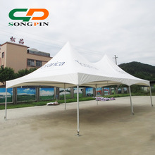6x12m Anti-UV Pagoda Canopy Gazebo Tents with Logo Printing for Outdoor Party Wedding Events