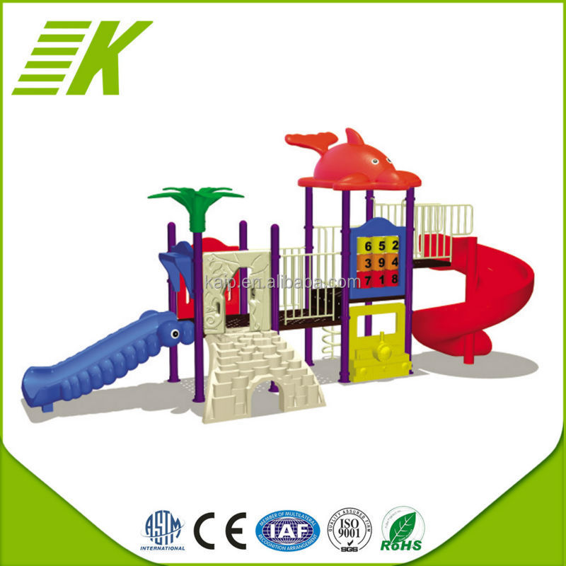 Playground Facility/Kids Slider/Outdoor Fitness Equipment For Children