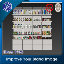 Hot sale beauty hair salon equipment furniture storage wall cabinet