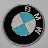 sewing accessories for clothing car logo embroidered patch