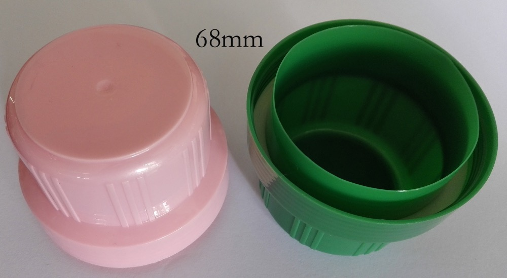 plastic laundry detergent bottle caps,Softener dosage cap, large plastic closures