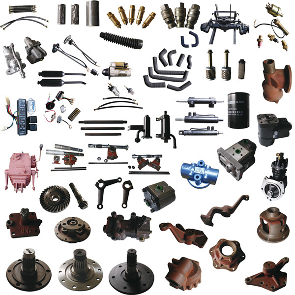 jinma 254 tractor parts made in china