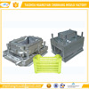 Alibaba trade assurance order injection plastic crate mould