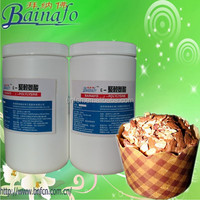 Natural bacteriostatic agent preservative for bread/cakes