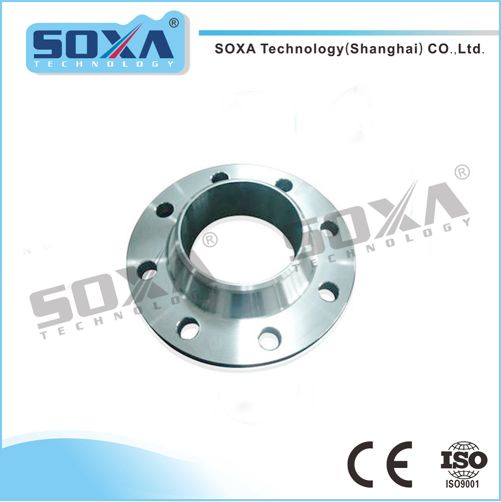 Hot selling stainless steel sanitary welding neck flanges