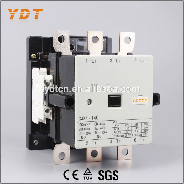 YDT contactors and relays, magnetic lc1-d ac contactor, electric contactor switch