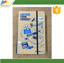 Custom logo small paper notebook best products for students