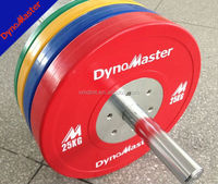 customized flat logo bumper plate custom weight plate with brand name