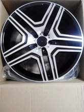 polishing machine face alloy wheel/18x9.5 Polished Gloss Black Car Alloy Rims for sale