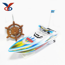 Hot children favorite hight speed ship toy rc floating toy boats for sale